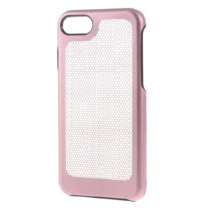 Apple iPhone 7/8 Plastik Udluftnings Cover – Rosa
