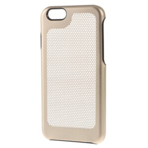 Apple iPhone 7/8 Plastik Udluftnings Cover – Guld