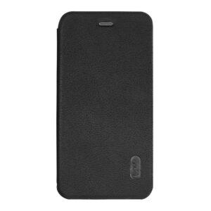 Apple iPhone 7 LENUO læder FlipCover – Sort