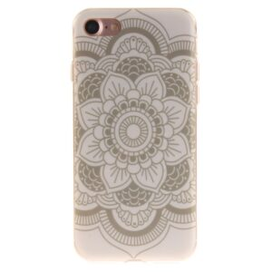 Apple iPhone 7/8 TPU Cover – Henna Lotus