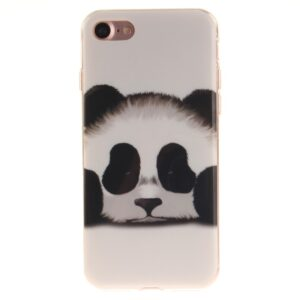 Apple iPhone 7/8 TPU Cover – Panda