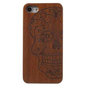 Apple iPhone 7/8 TræCover m. Design – Skull