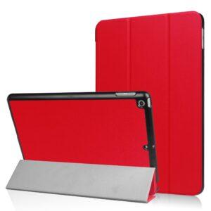 Apple iPad 9.7 2017/2018 Smart Cover m. Stand – Rød