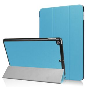 Apple iPad 9.7 2017/2018 Smart Cover m. Stand – Lys blå
