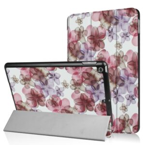 Apple iPad 9.7 2017/2018 Smart Cover m. Stand – Pretty Flowers