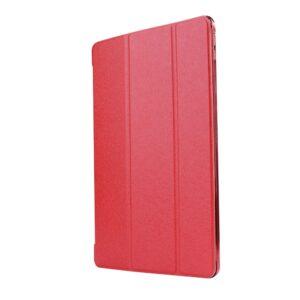 Apple iPad Air 2019 / iPad Pro 10.5 PU læder Flipcover m. Stand – Rød