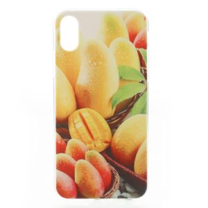 Apple iPhone X/XS TPU UV Print Cover – Mangoer