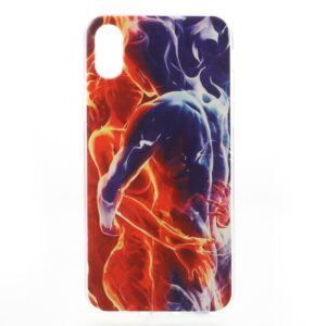Apple iPhone X/XS TPU UV Print Cover – Ild