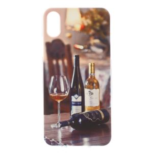 Apple iPhone X/XS TPU UV Print Cover – Vin