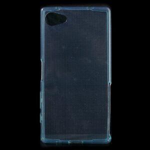 Sony Xperia Z5 Compact TPU Cover – Lys Blå