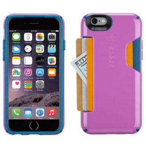 iPhone 6 /6s m/kreditkort Purple