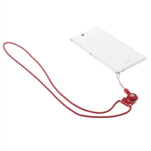 Halskæde Til Smartphones & Gadgets – Rød