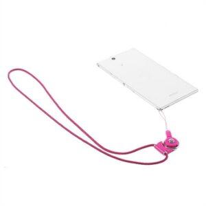 Halskæde Til Smartphones & Gadgets – Rosa