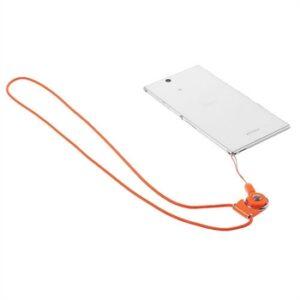 Halskæde Til Smartphones & Gadgets – Orange