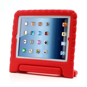 Apple iPad 2/3/4 ProKid Cover – Rød
