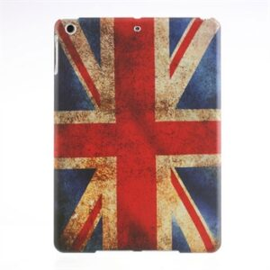 Apple iPad Air Plastik Cover – Union Jack