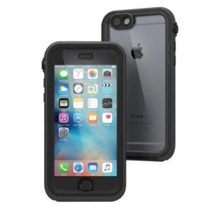 Waterproof case iPhone 6/6s Plus Sort
