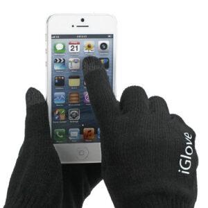 Smarte vanter der kan bruges på touch skærm