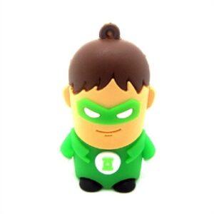 Super Hero Green Lantern 8GB USB 2.0 Key
