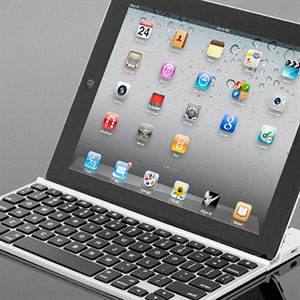 ZAGGfolio tastatur til iPad 2