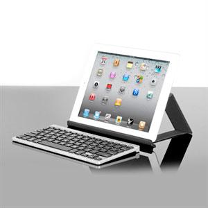 Zaggkeys Flex transportabelt tastatur og stand til iPad