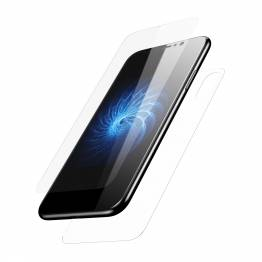 Baseus beskyttelsesglas til for- og bagside på iPhone X/Xs
