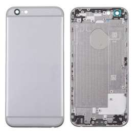 iPhone 6 plus Housing Spacegray/Gold/Silver Farve Sølv farve