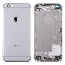 iPhone 6s Housing Spacegray Farve Space grey