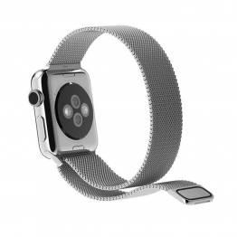 Uoriginal Milanorem til Apple watch Farve Sølv farve, Størrelse 38mm & 40mm